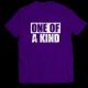 Тениска с щампа ONE OF A KIND