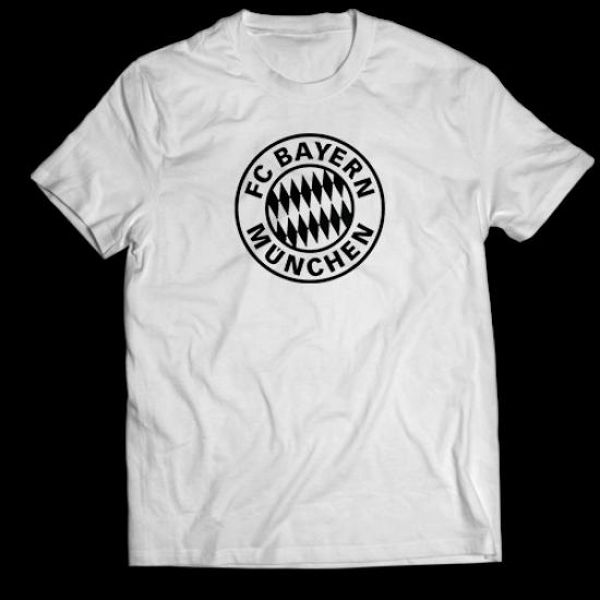 Тениска с щампа BAYERN MUNCHEN