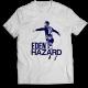 Тениска с щампа EDEN HAZARD