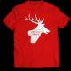 Тениска с щампа CHRISTMAS IS COMING