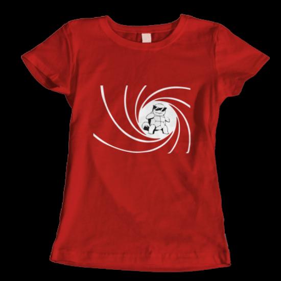 Тениска с щампа  SQUIRTLE