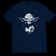 Тениска с щампа DJ YODA